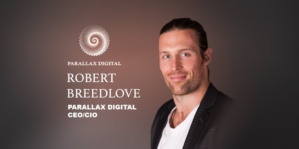 Rober Breedlove Parallax Digital CEO-CIO