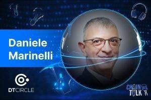Daniele Marinelli, DTCircle - Founder, cryptoasiasummit, chaintalk