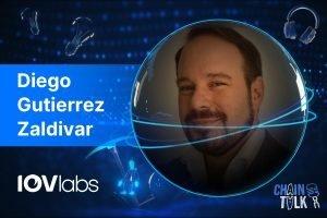 Diego Gutierrez Zaldivar, chaintalk,cryptoasiasummit, btc,blockchain