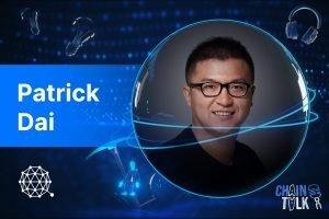 Patrickdai, crypto asia summit, chaintalk, qtum